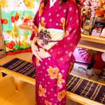 群馬でアンティーク着物を着たいなら、桐生の「kimono factory にいさと」へどうぞ!