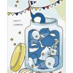 大人気の瓶詰めペンギン「しーずー」のiPhoneケースの販売を始めました♪